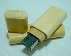 8GB Bamboo USB flash Dri