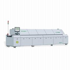 八溫區氮氣回流焊KTR-800-N