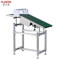 Wave soldering machine out feed conveyor
