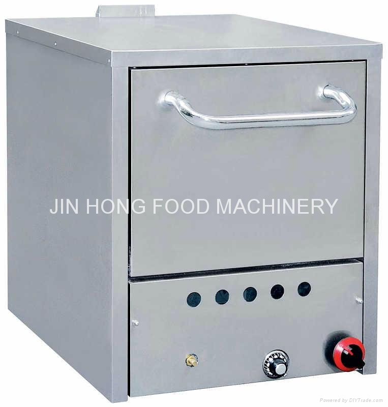 GAS PIZZA OVEN 1