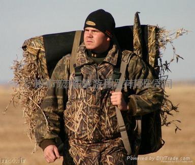 打猎野鸭蓬 3