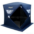 ice   fishing   shelter   /Eisfischen Zelt/tent