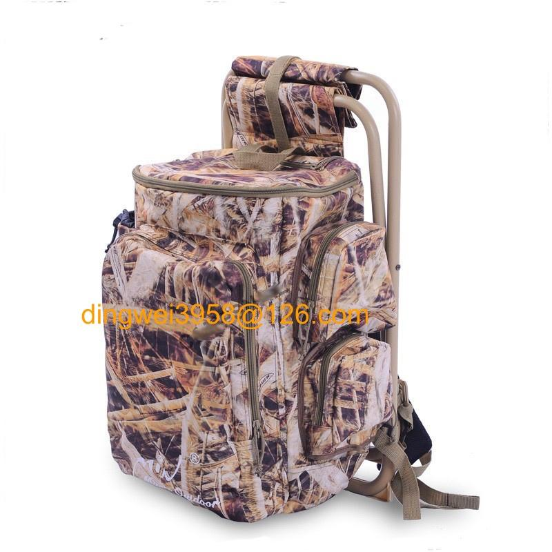 Hunting Backpack with Fishing Chair 3