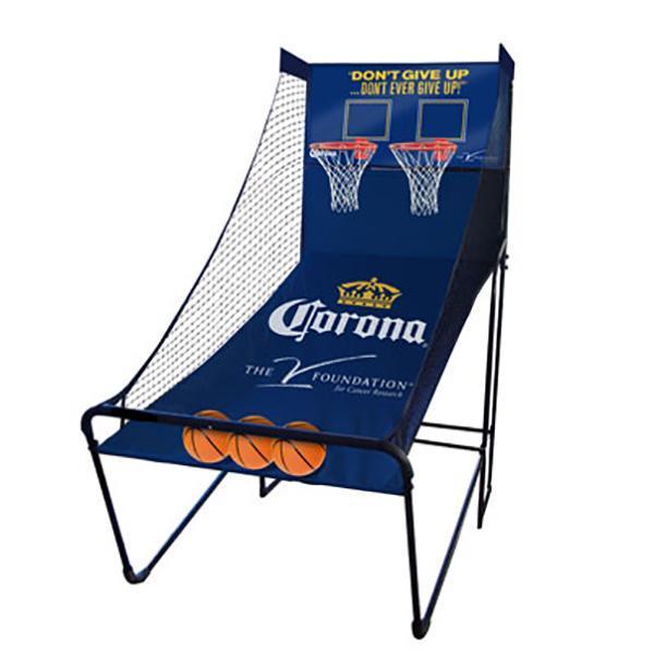 電子記分籃球架 1