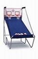 電子記分籃球架
