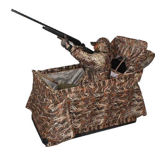 打獵 野鴨帳篷 1