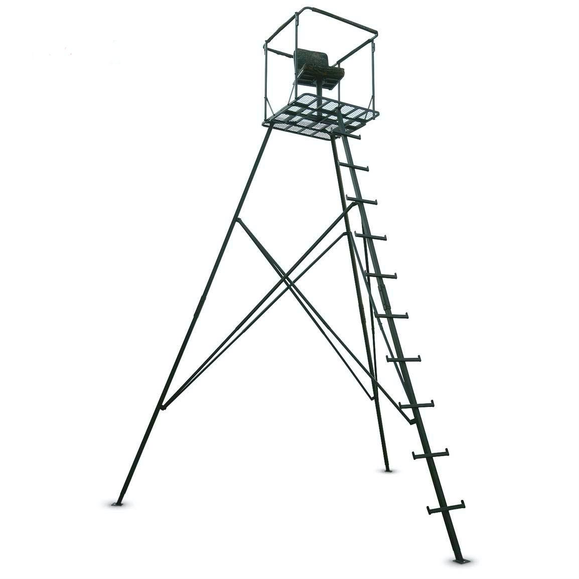 Freestanding 360 swivel Hunting Tree Stand