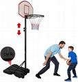 篮球投篮架