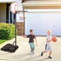Adjustable Basketball Hoop Stand