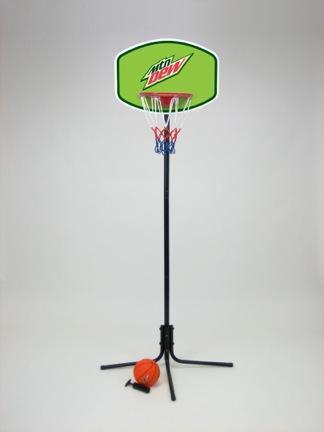 單柱籃球架 3