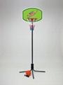 6FT Baskatball Display Hoop stand