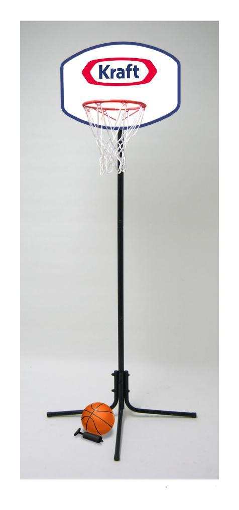 單柱籃球架 4