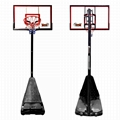Outdoor Premium Basketball Stand /Adjustable Hoop