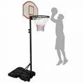 Adjustment Basketball hoop stand