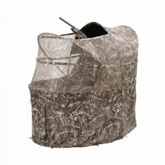 Pop Up camo Tent Chair