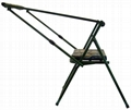 Hunting High chair with extension