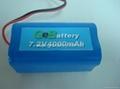 18650 cylindrical li-ion battery