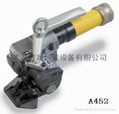 FROMM A452气动钢带打包机