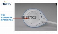 usb触控LED台灯