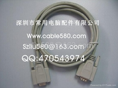 DB串并口线 CABLE