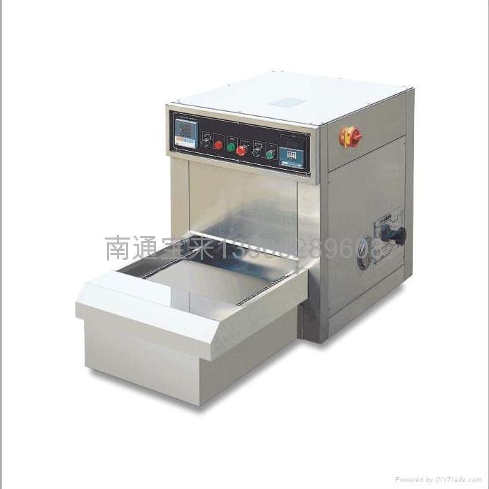 小軋車壓染樹脂機 2