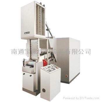 連續式壓吸熱固色機 1