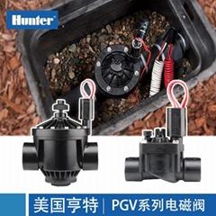 亨特PGV151电磁阀草坪喷灌电磁阀