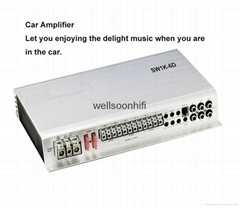Class-D Hifi DTS amplifier