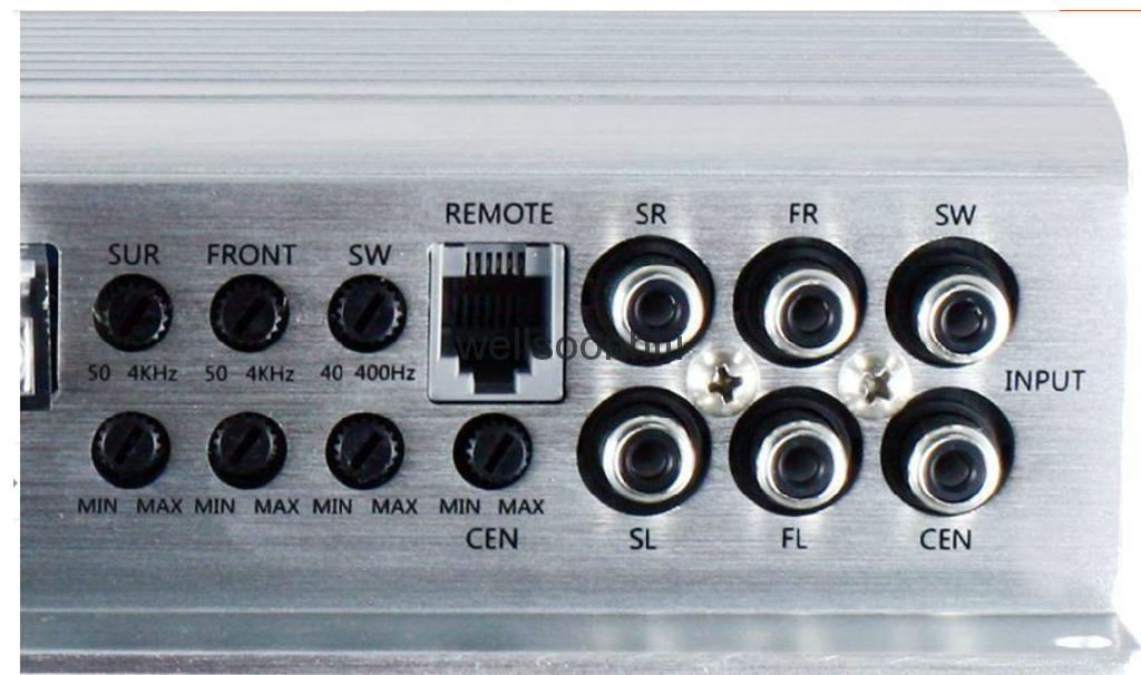 Class-D Hifi DTS amplifier 4