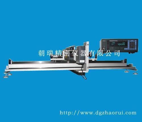 日本三丰冲头顶针外径镭射测量仪 2
