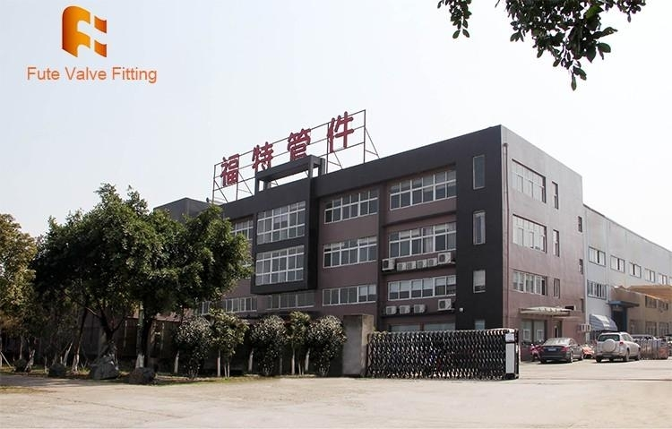 WENZHOU FUTE VA  E PIPE-FITTING CO.,LTD