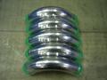 不锈钢卫生级90°短焊弯头 7