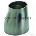 ISO/IDF/3A/DIN/AS焊接偏心大小头 3