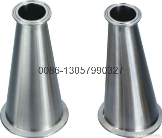 ISO/IDF/3A/DIN/AS焊接偏心大小头 4