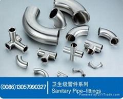 不鏽鋼衛生級管件系列