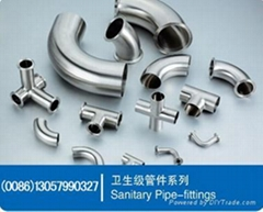 sanitary pipe-fittings (Hot Product - 1*)