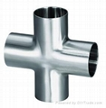 sanitary pipe-fittings
