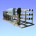 20T/H单级反渗透纯水机