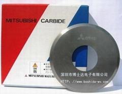 原裝日本三菱刀片、三菱切腳機刀片、剪腳機刀片、三菱磨刀碗