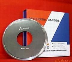 香港三菱牌切腳機刀片(剪腳機刀片,圓盤切刀,圓刀片),磨刀碗