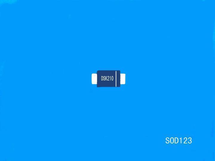 贴片二极管 DSK110 2
