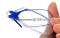 Mini Nose Clip Magnetic TR90 Reading Glasses For Mens Women+1.5+2.0+2.5 5