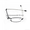 folding full-rim reading glasses