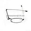 folding full-rim reading glasses
