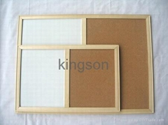 MEMO BOARDS with Wooden Frame