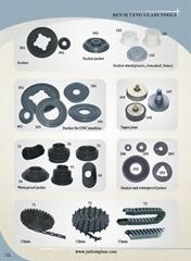 玻璃磨边机配件,吸盘,防水套