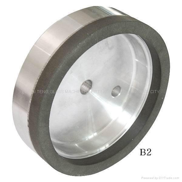 直边机树脂轮 1