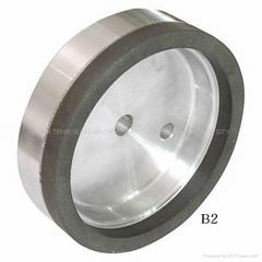 直邊機樹脂輪