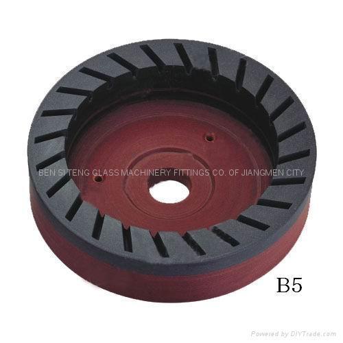 斜边机树脂轮 1