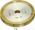圆弧轮 1